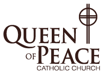 Queen of Peace Parish Logo