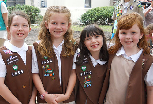 Girl Scouts Ministry