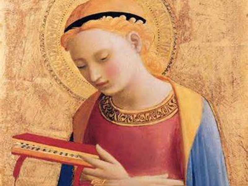 Entrusting Yourself to Mary