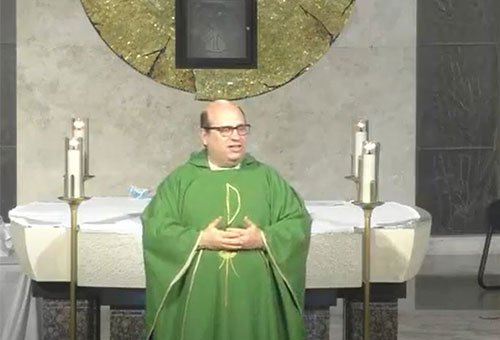 25 Sunday in Ordinary Time English Mass