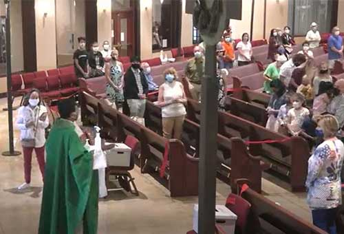 26 Sunday in Ordinary Time English Mass